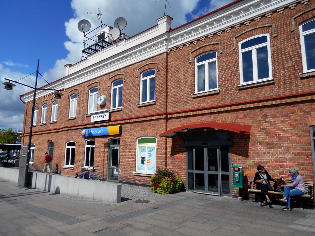 Stazione di Ronneby