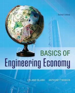 [PDF] Basic of Engineering Economy By Leland Blank & Anthony Tarquin