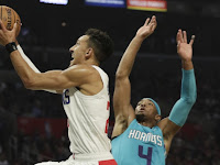 Hornets Landry Shamet why is so valuable to the offense of Clippers