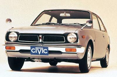 Mobil pertama buatan Honda