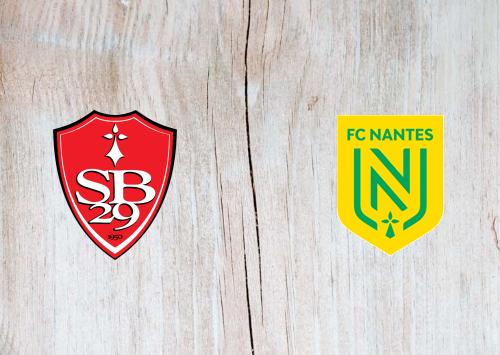Brest vs Nantes -Highlights 02 May 2021