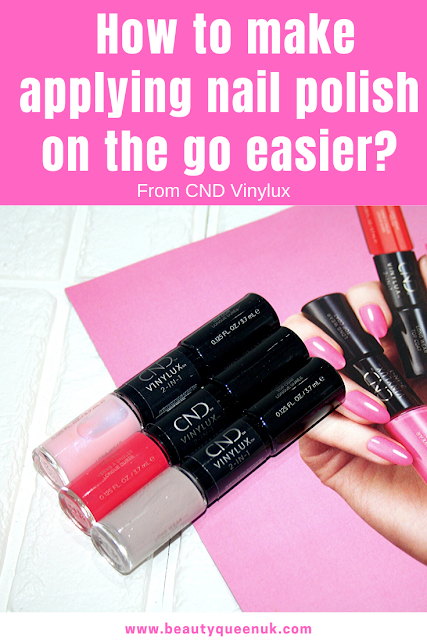 CND Vinylux 2-in-1
