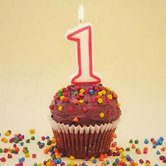 1º aniversário do blog!