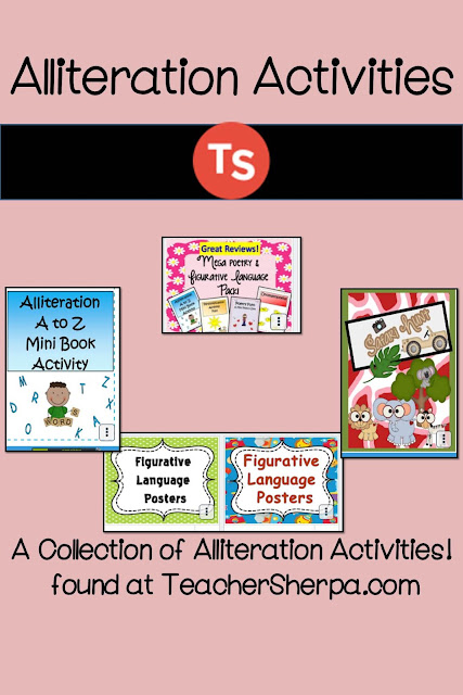 https://teachersherpa.com/author/TeacherSherpa/folder/Alliteration%20Activities