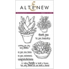 Altenew SUCCULENTS Clear Stamp Set