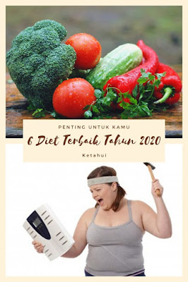 diet terbaik tahun 2020