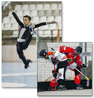 Patinaje Hockey Aranjuez