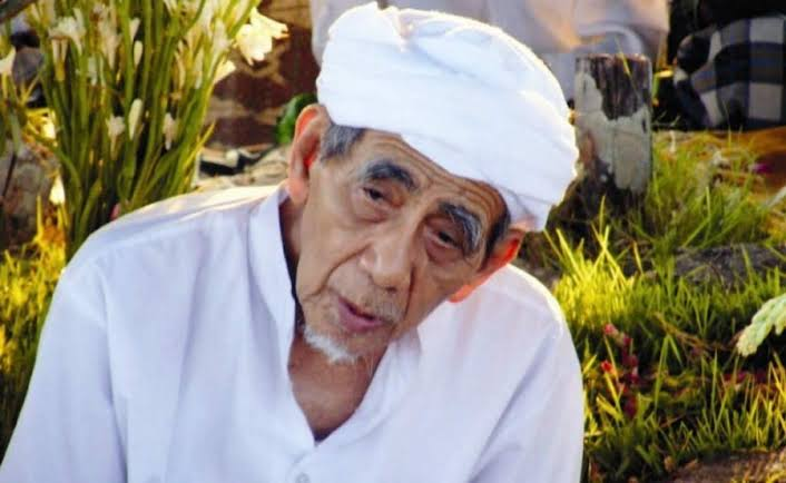 Mbah Moen Wafat di Makkah