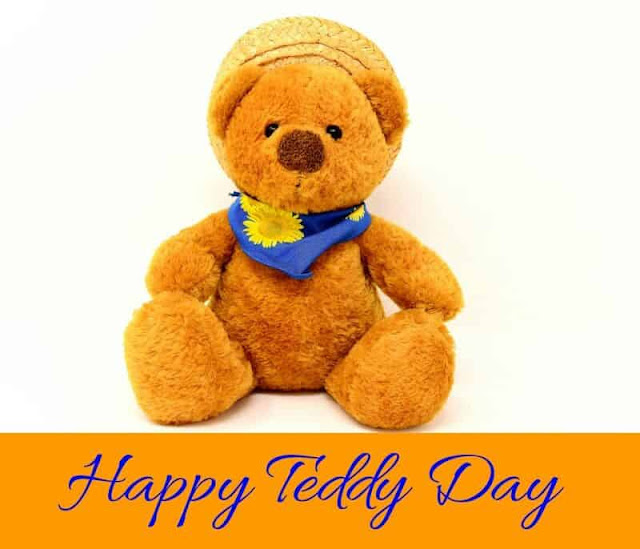 teddy day best friend