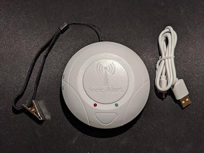 Sonic Bomb Alarm