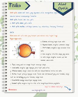 Alat Optik (Materi Fisika SMA)