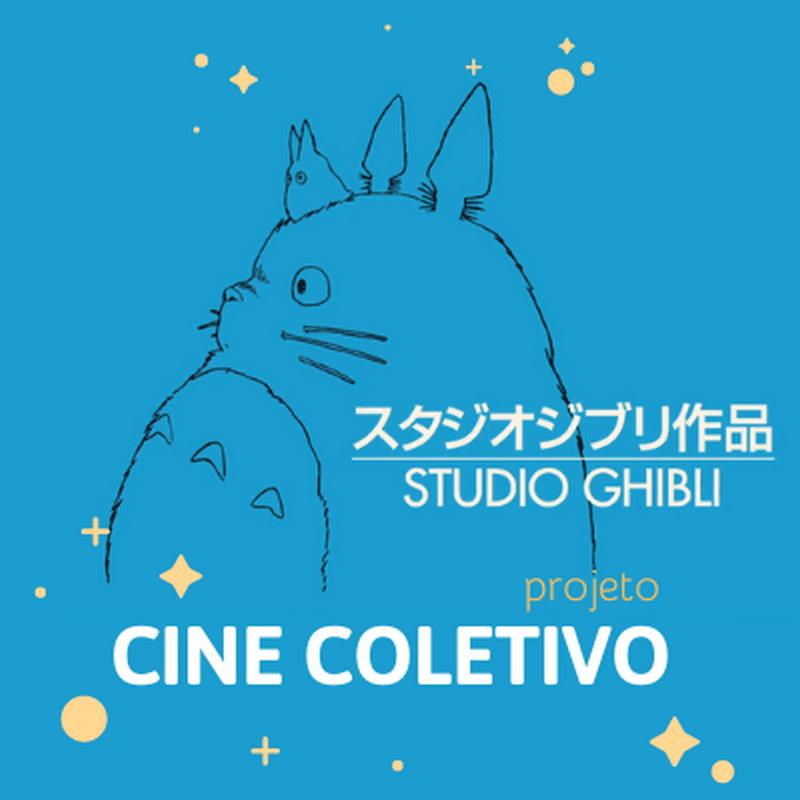 Cine Coletivo - Studio Ghibli