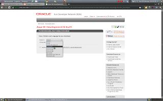 Instalacion de Java JDK+JRE de Oracle y OpenJava en Debian 6 3