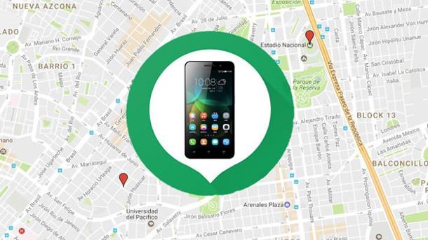 como localizar un celular robado en mexico
