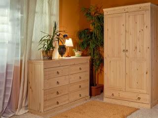 Сосновая мебель снова набирает популярность