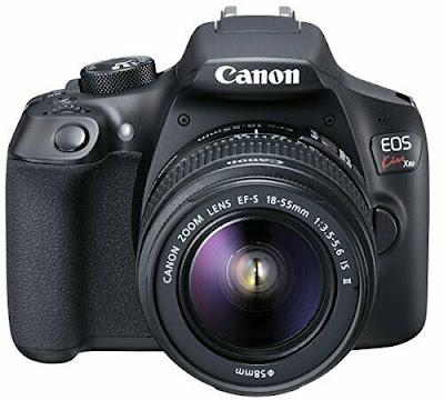 Canon EOS Kiss X80 DSLRファームウェアのダウンロード