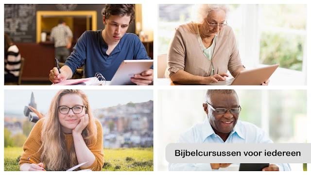 Bijbelcursussen voor iedereen
