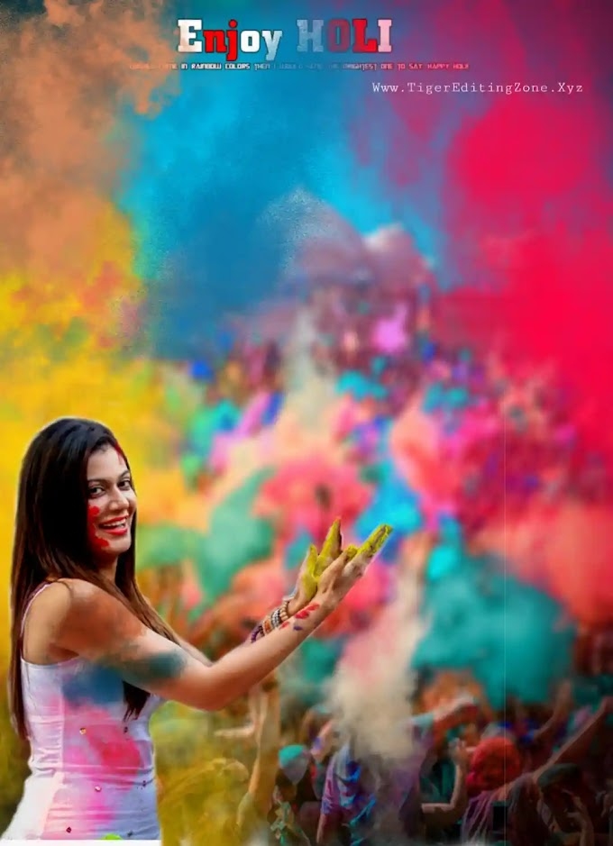 Happy Holi Photo Editing Backgrounds for PicsArt | Happy Holi Backgrounds HD Download 2021
