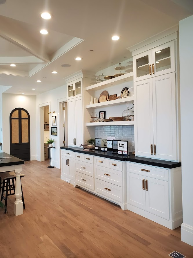 Kitchen Pantry Dining Ideas From 2020 Parade Of Homes 320 Sycamore