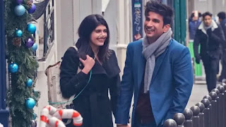Sushant Singh Rajput and Sanjana Sanghi's Film 'Dil Bechara' Review
