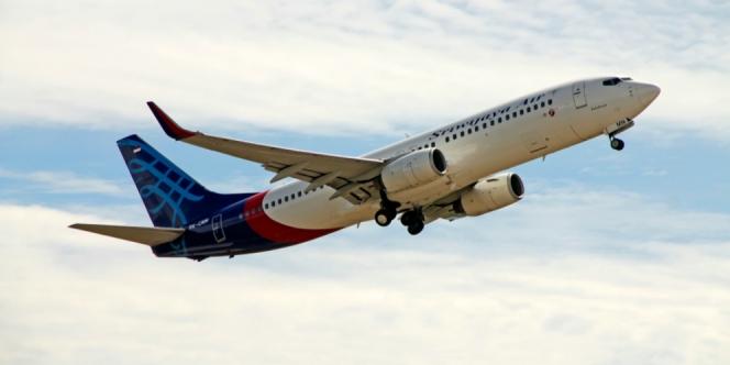 boing 737-500 sriwijaya air