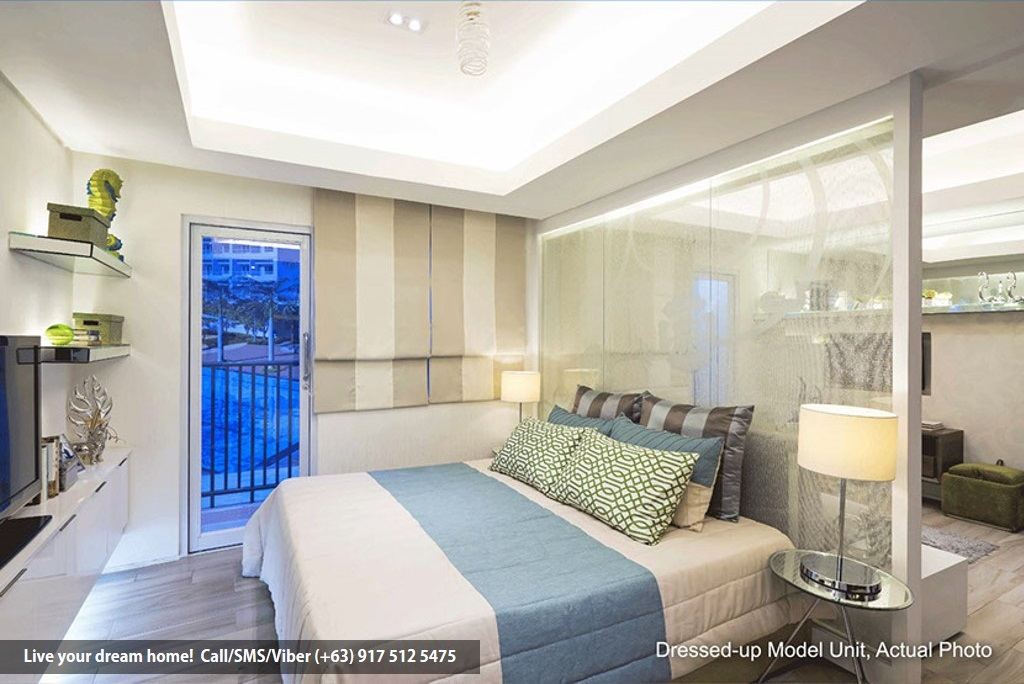 SMDC Grace Residences - 1 Bedroom Deluxe With Balcony | Condominium for Sale Taguig