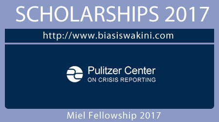 Miel Fellowship 2017