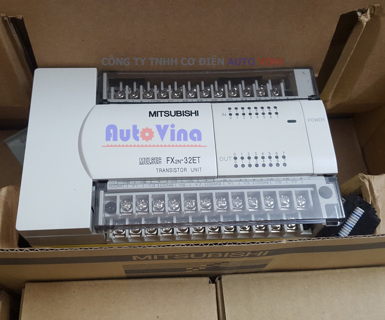 FX2N-32ET-ESS-UL module mở rộng cho PLC Mitsubishi dòng FX2N
