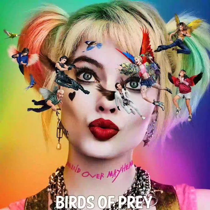 Birds Of Prey Full Hd Movie Download 2020 {Hindi-English} -Tamilrockers