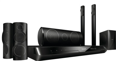 Phillips Immersive sound sysem HTS6543/94 Best Home Theaters