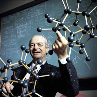 linus pauling estrutura atomo quimica