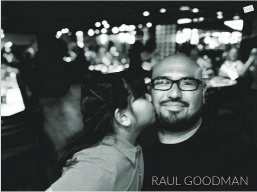 Se nos adelanto en el camino : Raúl Goodman