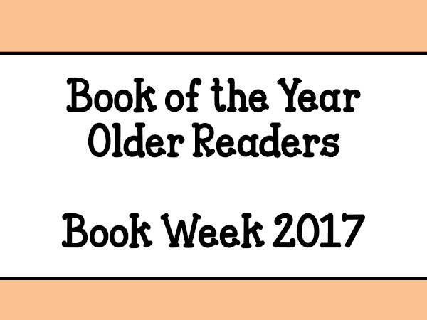 Older Readers: Short List 2017