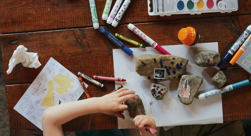 Fun Home Décor Activities That You Do with Your Kids