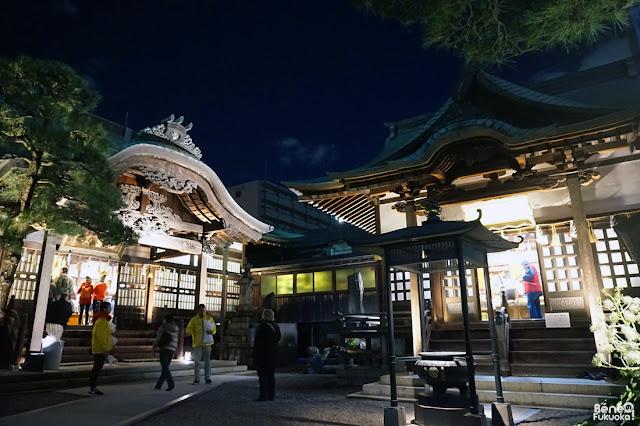 本岳寺、福岡