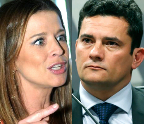 Supremo mantém processo contra Cláudia Cruz nas mãos de Moro