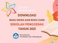 Buku Teks Pelajaran Sekolah Penggerak Tahun 2021