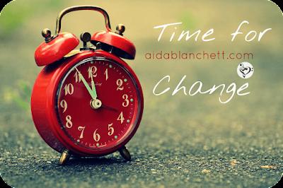 Tempo di Cambiamento. Tempo per te. Il tuo tempo è ORA!