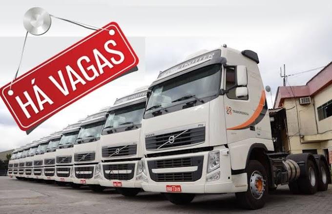 Transportadora JBS abre vagas para Motorista carreteiro