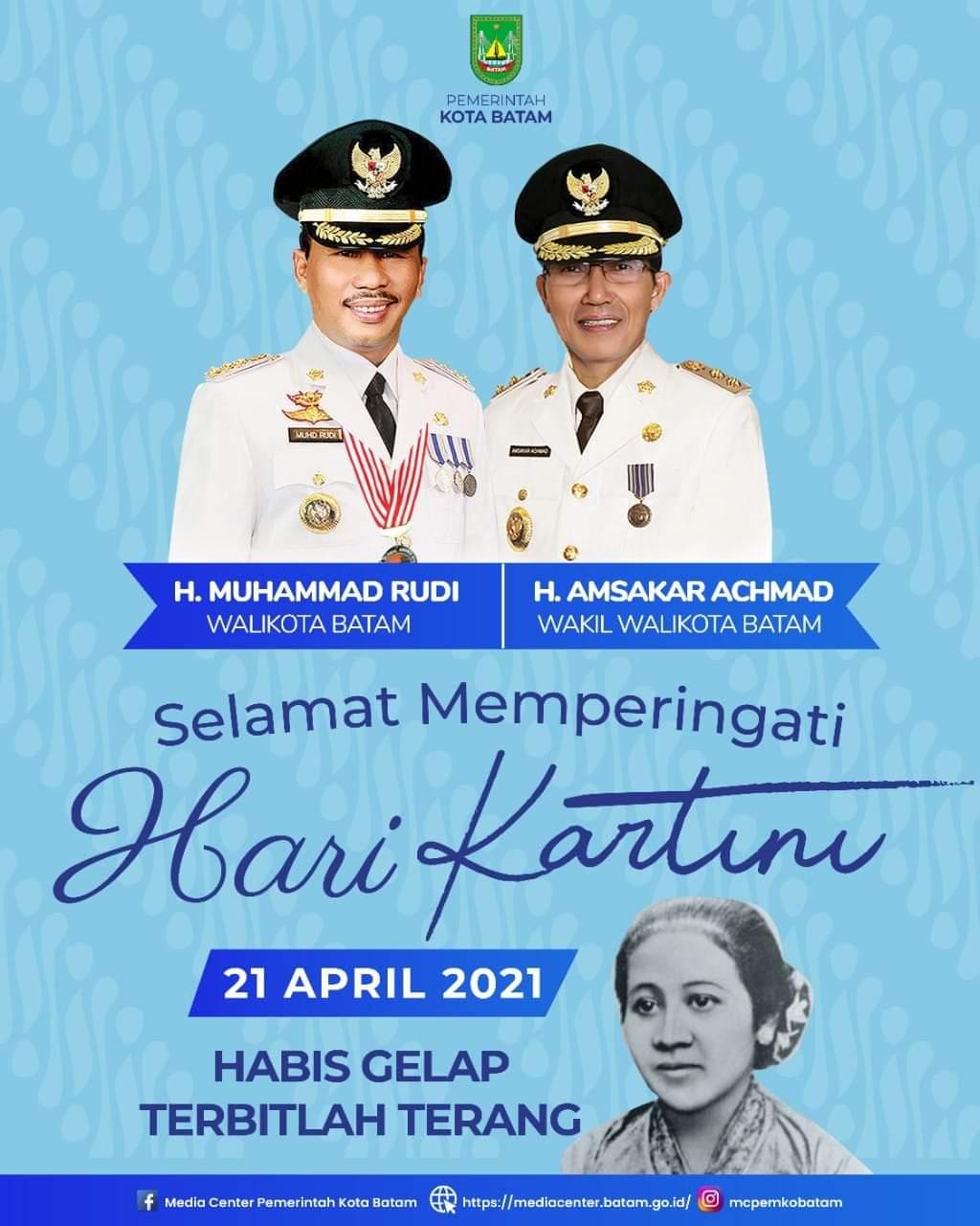 Peringati Hari Kartini, Rudi : Kartini Perempuan Tokoh Penting Dalam Tonggak Perjuangan Bangsa Indonesia
