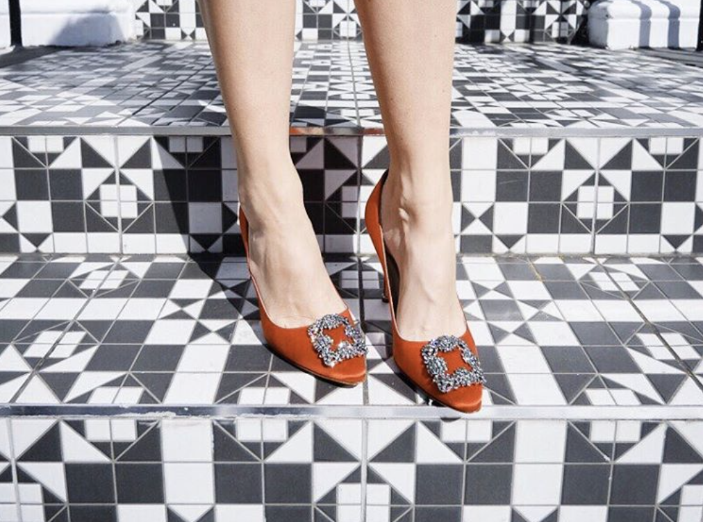 Madison Avenue Spy: Shhhh: The Manolo Blahnik Sample Sale Starts ...