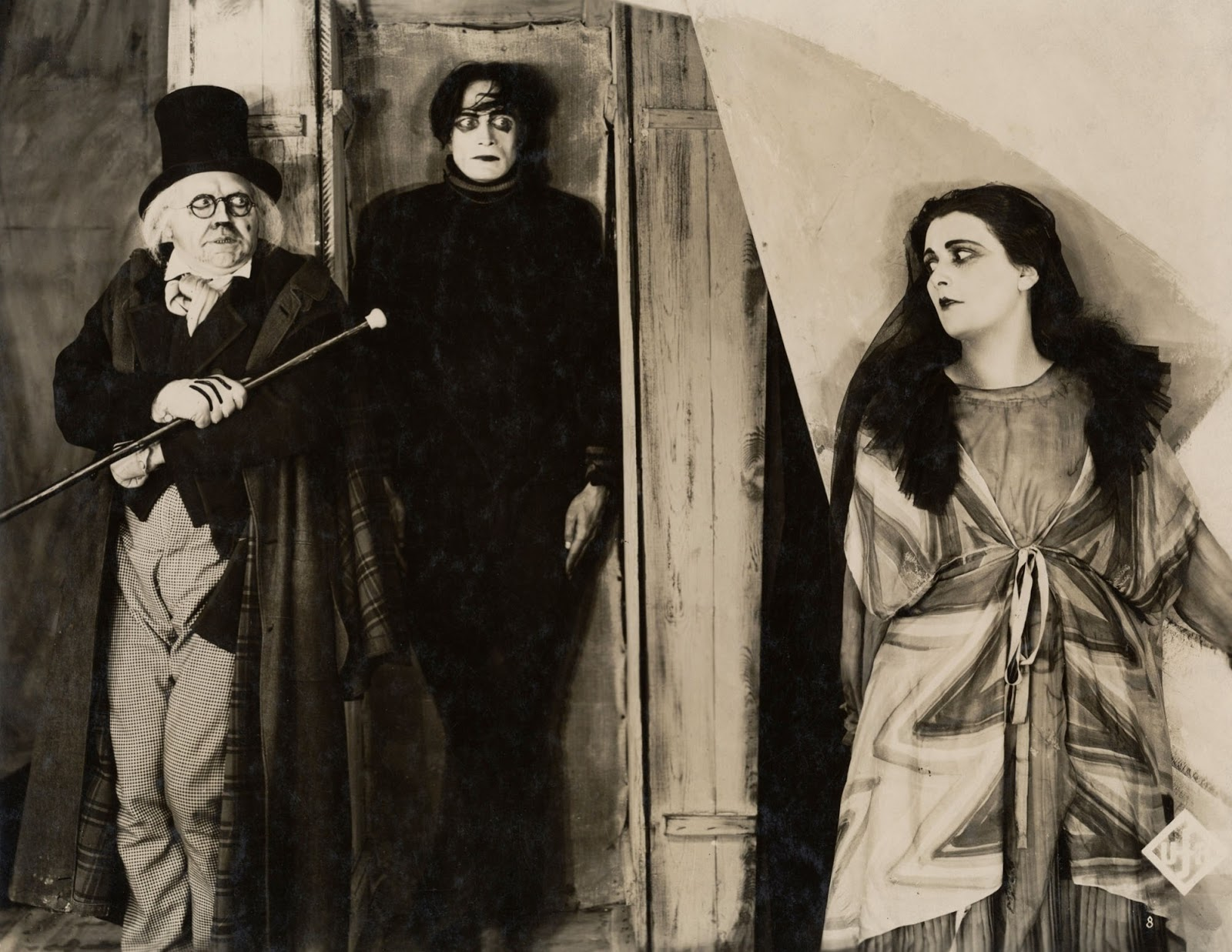 Rigadoon23 the cabinet of dr caligari - Cesare the cabinet of dr caligari ...