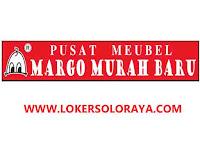 Lowongan Kerja Marketing di Meubel Margo Murah Baru Kartasura