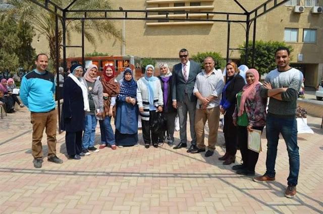 """معرض """"إرادة """"الذي تم افتتاحه بالتعاون بين المتحف الإسلامي وكلية البنات"""