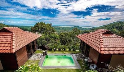 Hotel unik Pulau Pinang