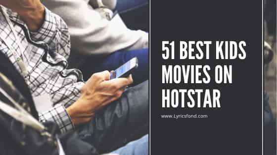 51 Best Kids Movies on Hotstar