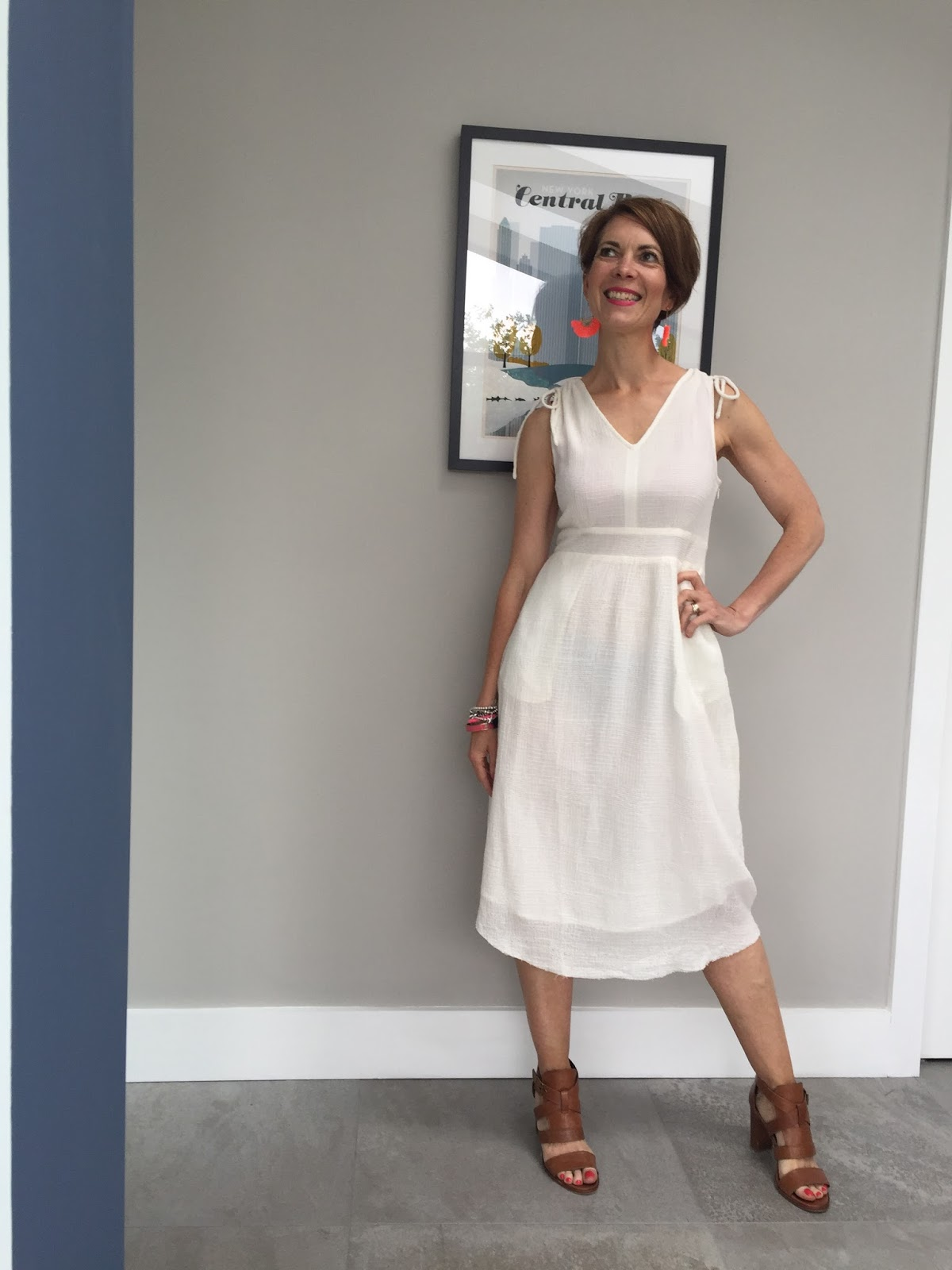 A gorgeous summer dress from HUSH