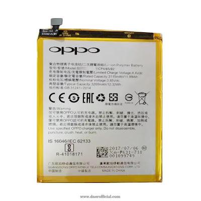 Baterai HP Oppo A37