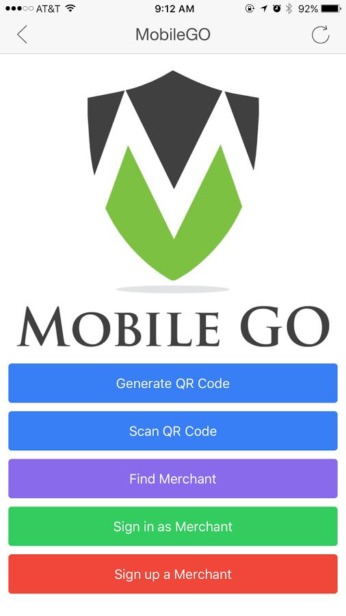 mobile go app