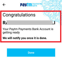 how to open paytm paytment bank account for kyc customers